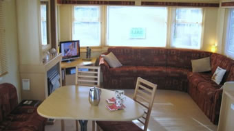 Dinning Room -Caravan for sale near Cromer, Norfolk