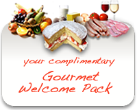 Gourmet Welcome Pack
