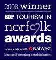 EDP Tourism Award Winning Holiday Cottages