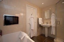 5 star luxury holiday cottage en suite